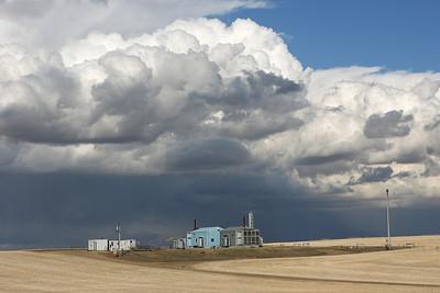 West Rock Road, West Valley, Alberta, Canada