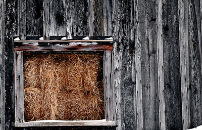 hay window