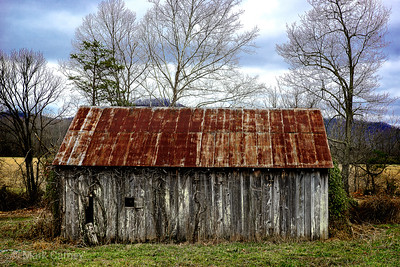 not just any junky old barn