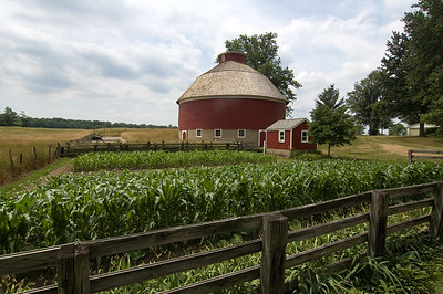 Round Barn Images