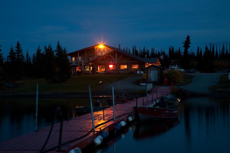 Alaska Lodge
