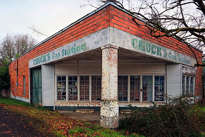 Chuck's Gas Station