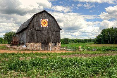 Pumpkin Star | Birnamwood, WI