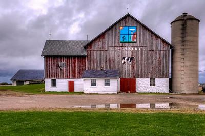 Bike the Barns |  Pulaski, WI