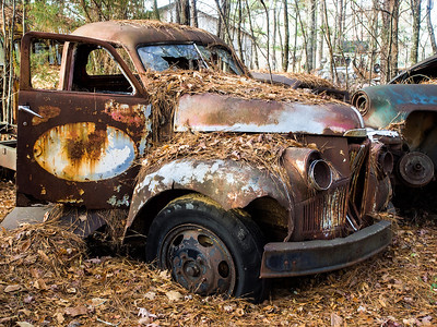 The Color of Rust
