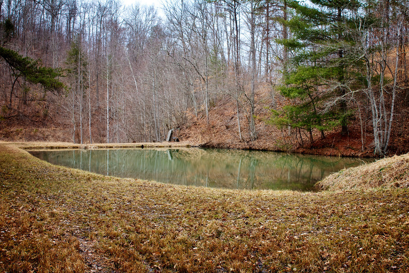 Upon Kennedy's Pond