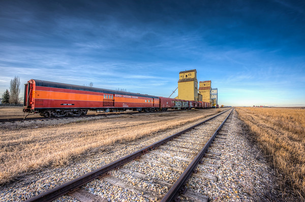 Mossleigh Rail & Grain