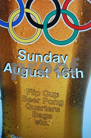 Beer Olympics 2009 @ Mohoney's