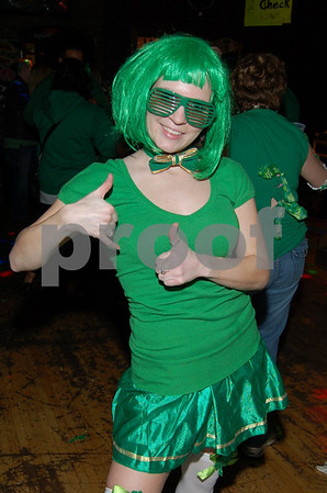 St Paddy's Day 2011
