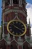 Reloj de la torre Spasskaya