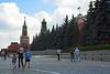 Kremlin desde la Plaza Roja
