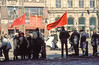 Protestas Comunistas