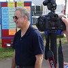 Russ Feingold At Washburn County Fair In Spooner, WI