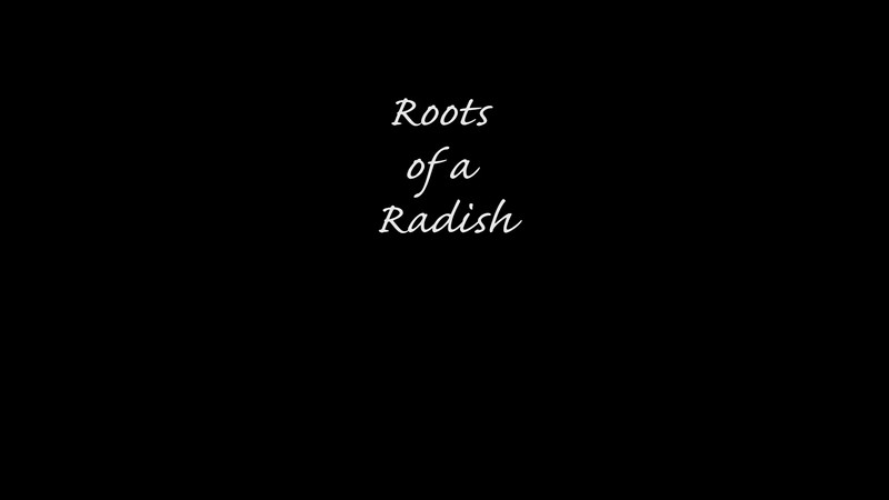 """Roots of a Radish"""