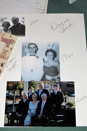 Doug Calhoun and Brenda Edwards's family photos