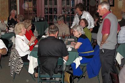After dinner fellowship