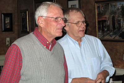 Dale Hensley and Ray Locey