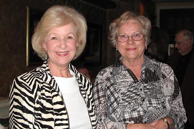 Treresa Kenney and Judy Thompson
