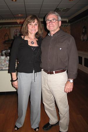 Sally Johnson and John Duncan