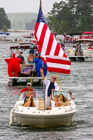 2015 Fourth of July Boat Parade