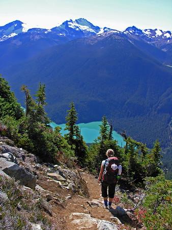 Russet Lake Hike