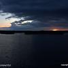Kizhi Island Sunset