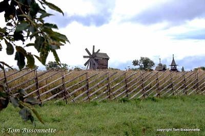 Kizhi Island Windmill