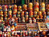 Matryoshka (nesting dolls) - The most famous of all Russian souvenirs