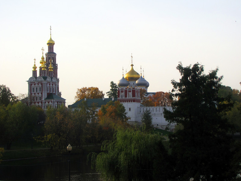 Novodevichy Monastery (New Maiden Convent)  - Moscow