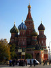 St. Basil's Cathedral - Red Square - Moscow