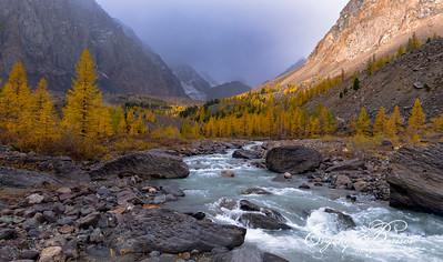 Aktru Valley