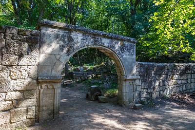 Karaite cemetery Balta Tiymez