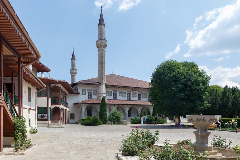 Big Khan Mosque