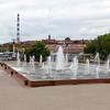 Pushkin's square