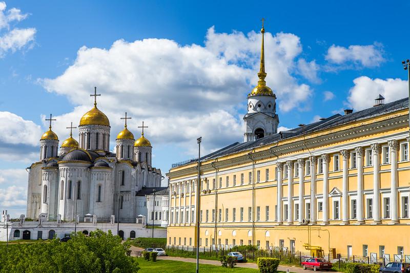 Uspenskiy Sobor and  Palaty