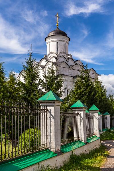 Svyato-Uspenskiy Knyaginin Zhenskiy Monastyr'