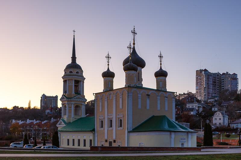 Uspensky Admiralty church