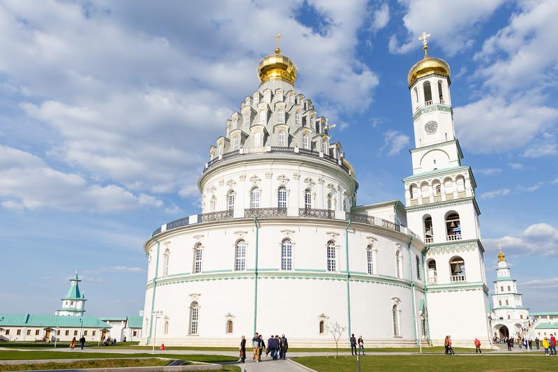 New Jerusalem Monastery - Воскресенский собор