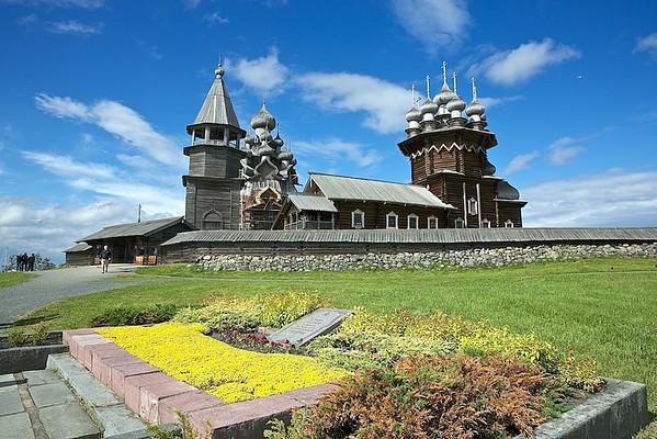 Russia - Kizha Island 2016