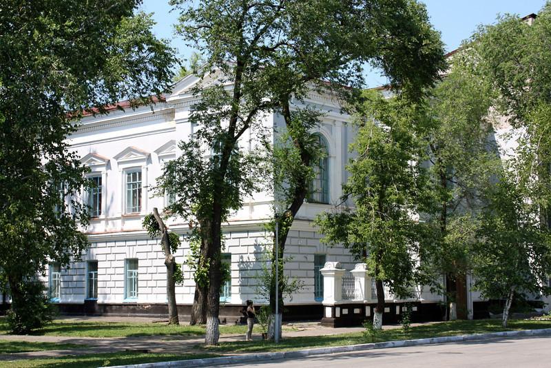 Blagoveshchensk.