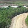 Mining road.
