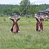 Traditional Evenk dancing.