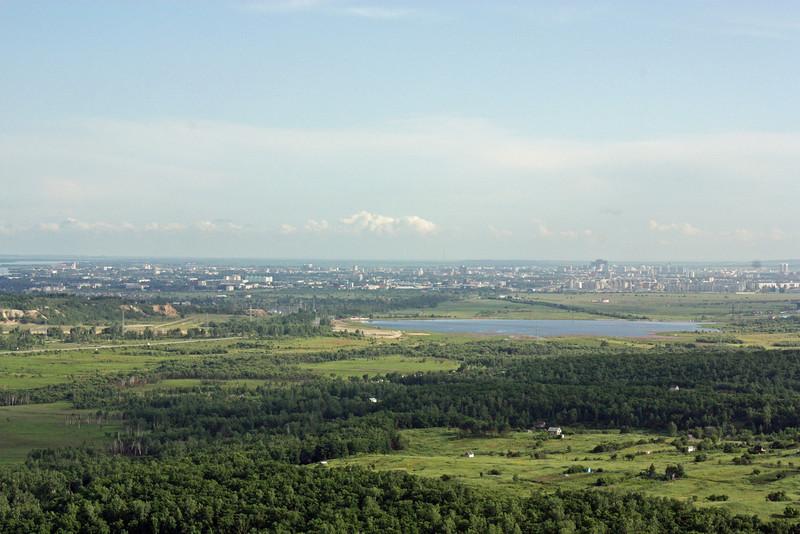 Approaching Blagoveshchensk.