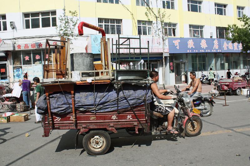 Interesting Chinese transport.
