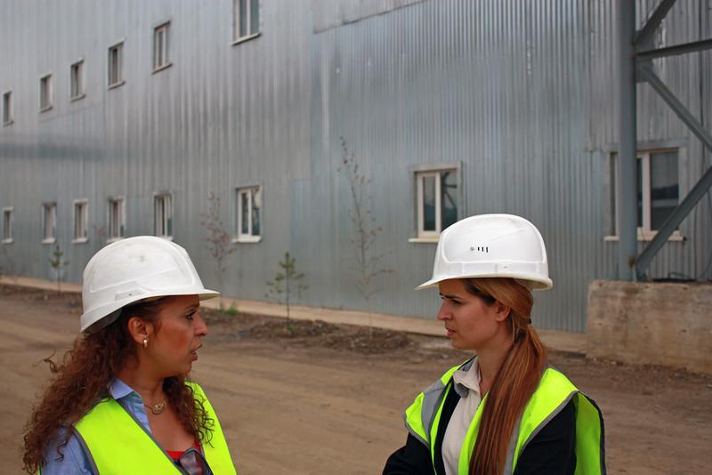 Wafaa & Jana at Malomir.
