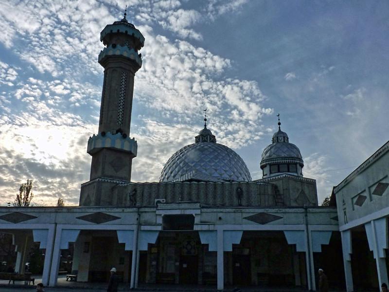 Bishkek mosque.
