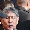 В этот день, 30 октября 2011 года, Алмазбек Атамбаев был избран президентом Киргизии.