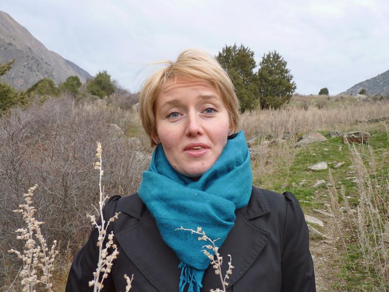 Oxana Boyko.