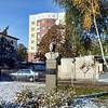 Bishkek monument.