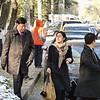 Kyrgyz women are traditionally politically active. Киргизские женщины очень активны политически.